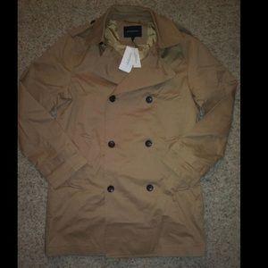 Men's banana republic coat